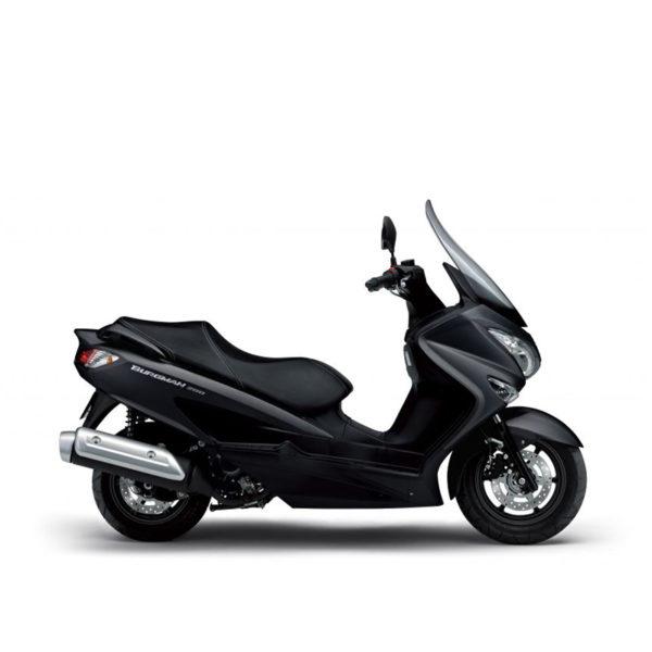 Burgman 200 abs noir Suzuki Paris Nord Moto