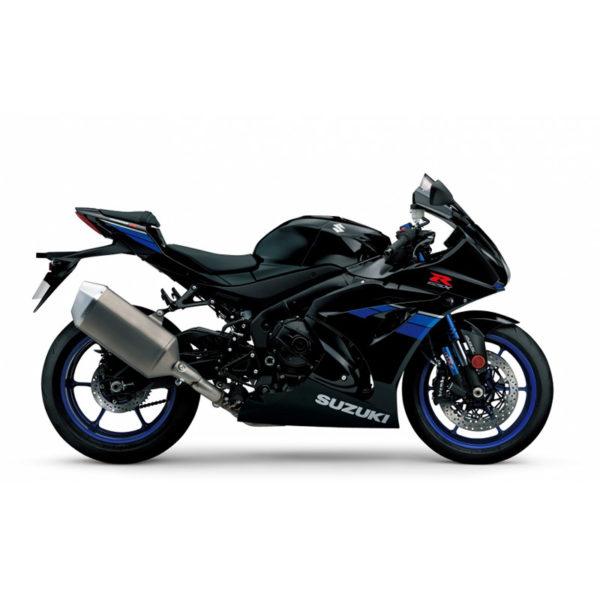 image GSXR1000R noir chez Suzuki Paris Nord moto