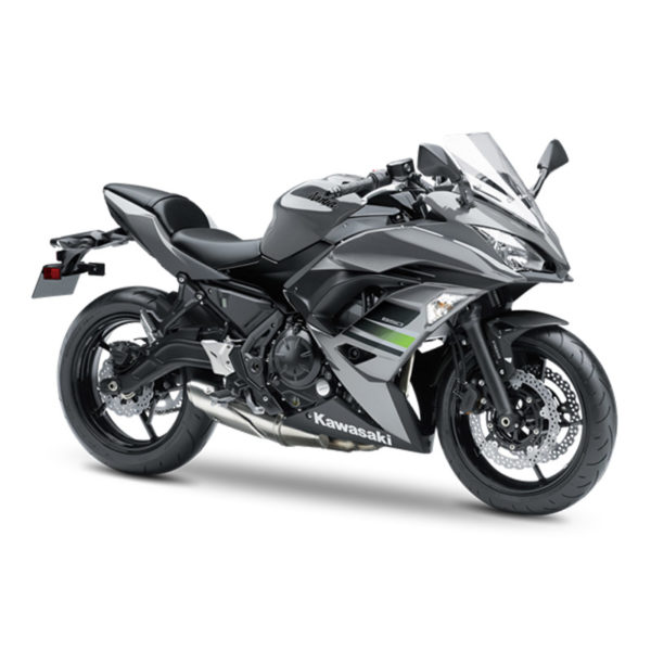 image galerie Ninja 650 gris Paris Nord Moto