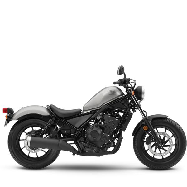 CMX500 Rebel 2017 chez Honda Paris Nord moto
