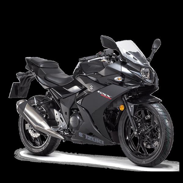GSX-250R chez Suzuki Paris Nord moto