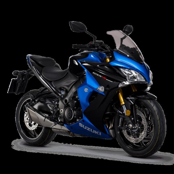GSX-S1000F chez Suzuki Paris Nord moto