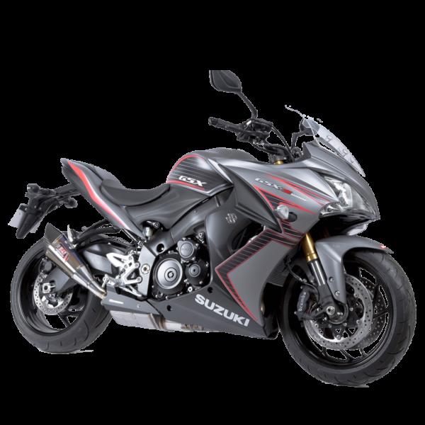 GSX-S1000F TITANIUM chez suzuki Paris Nord Moto