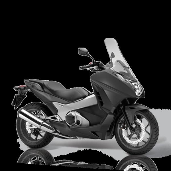 NC750D Integra 2017 chez Honda Paris Nord moto