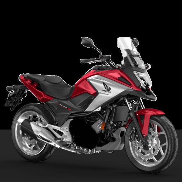 NC750X 2017 chez Honda Paris Nord Moto