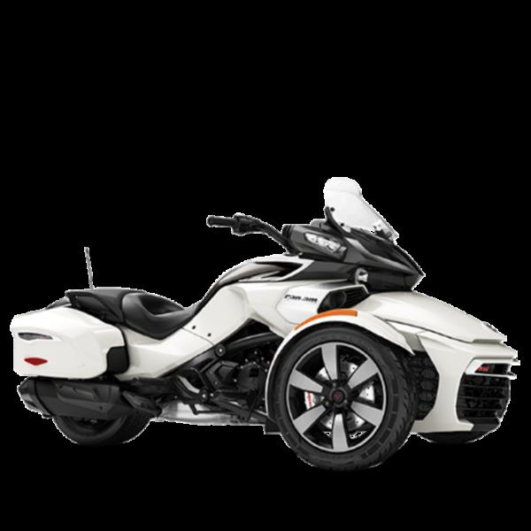 SpiderF3-T chez Can-Am Paris Nord Moto