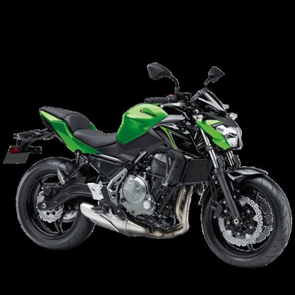 Kawasaki Z650 chez Paris Nord Moto