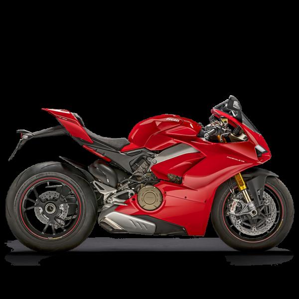Panigale V4S chez Ducati Paris Nord Moto