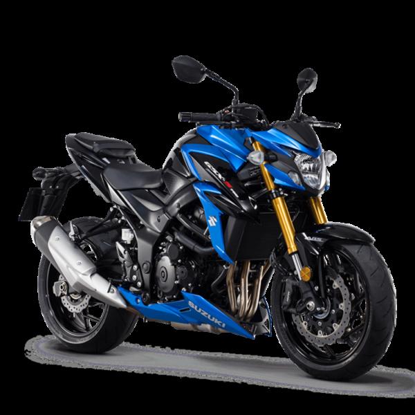 GSX-S750 chez Suzuki Paris Nord moto