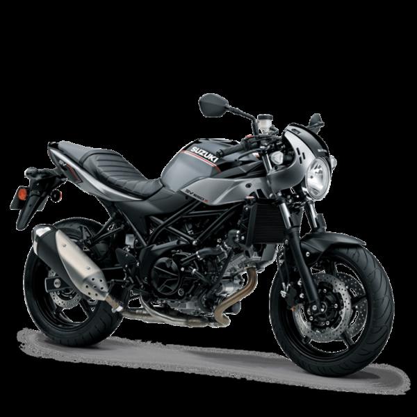 SV 650 X chez Suzuki Paris Nord moto