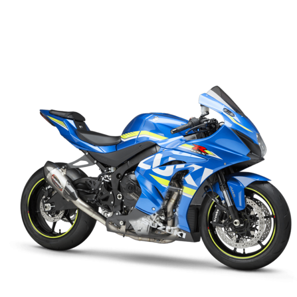 GSXR1000 chez Suzuki Paris Nord moto