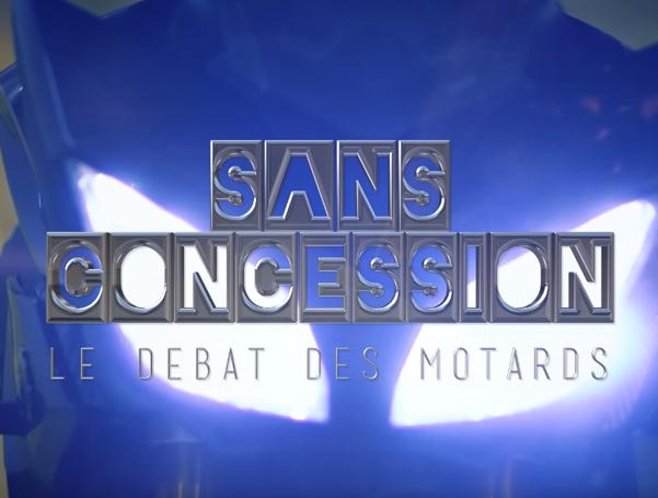 image de l'émission Sans Concession à Paris Nord Moto