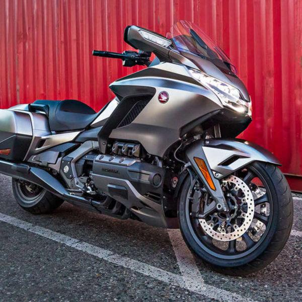 image 02 Gold Wing GL1800 Honda Paris Nord Moto