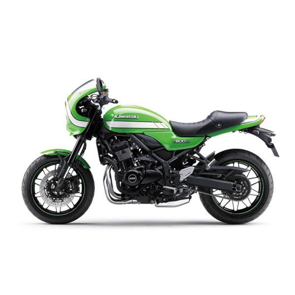 image 02 Z900RS CAFE Kawasaki Paris Nord moto