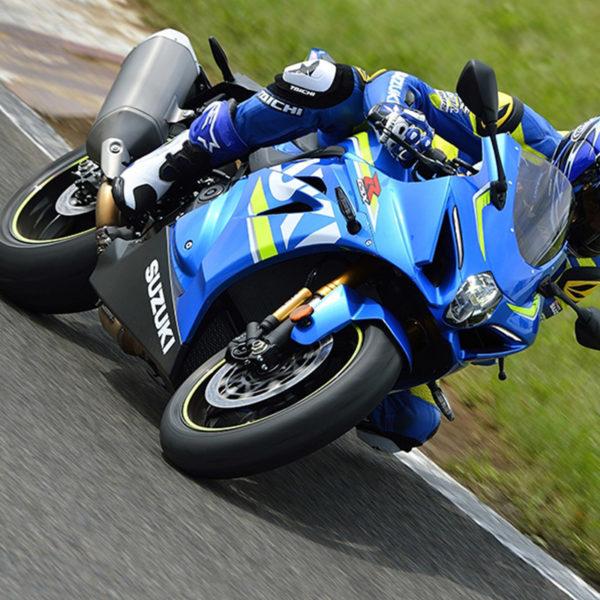 image 01 GSXR1000R chez Suzuki Paris Nord moto