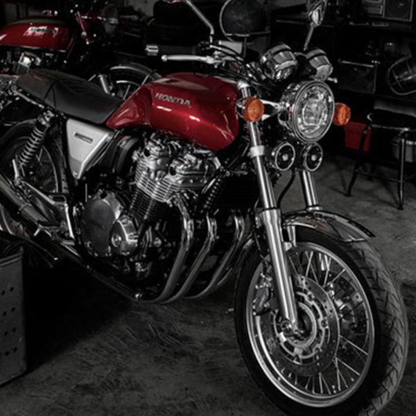 image 01 Honda CB1100 EX 2017 Paris Nord Moto