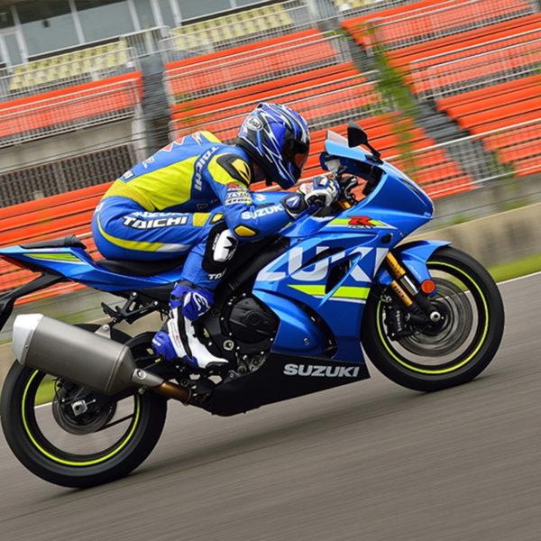 image 02 GSXR1000R chez Suzuki Paris Nord moto