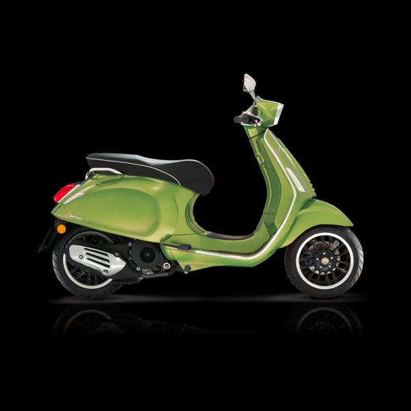 Vespa Sprint 125 vert Piaggio Paris Nord Moto