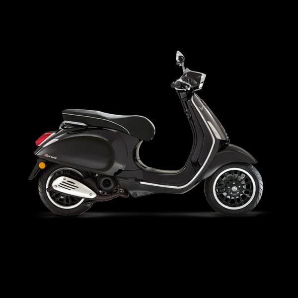 image Vespa Sprint 50 noir Piaggio Paris Nord Moto