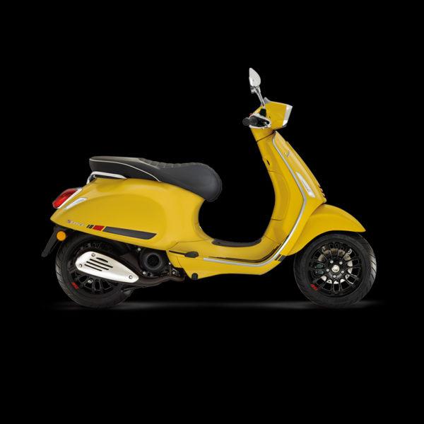 image Vespa Sprint 50 Sport chez Piaggio Paris Nord