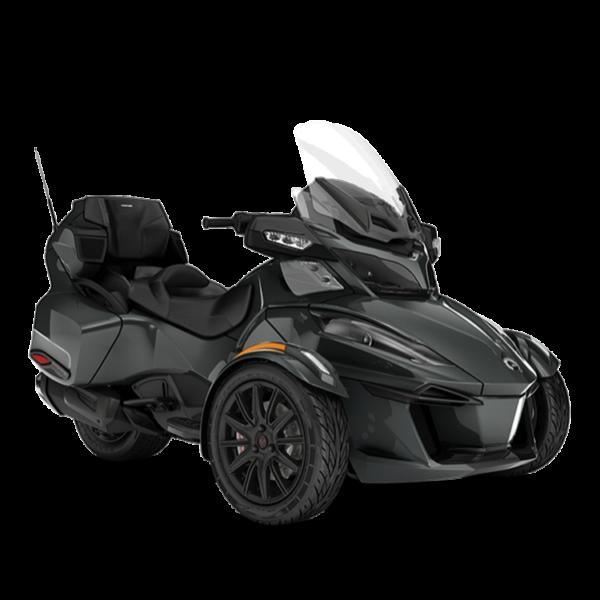 Spyder RT Limited Édition Noir chez Can-Am Paris Nord Moto