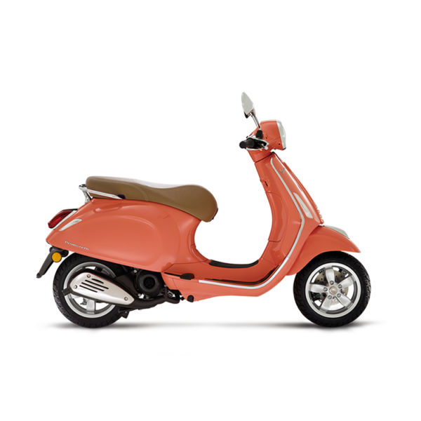 Vespa Primavera 50 chez Piaggio Paris Nord Moto