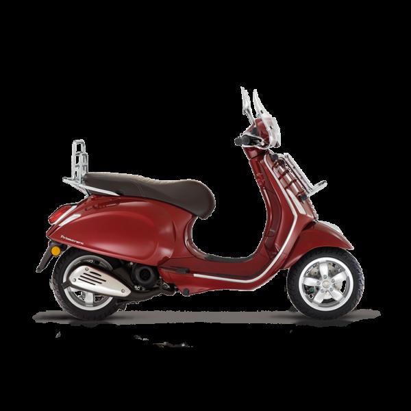 Vespa Primavera 50 Touring chez Piaggio Paris Nord Moto
