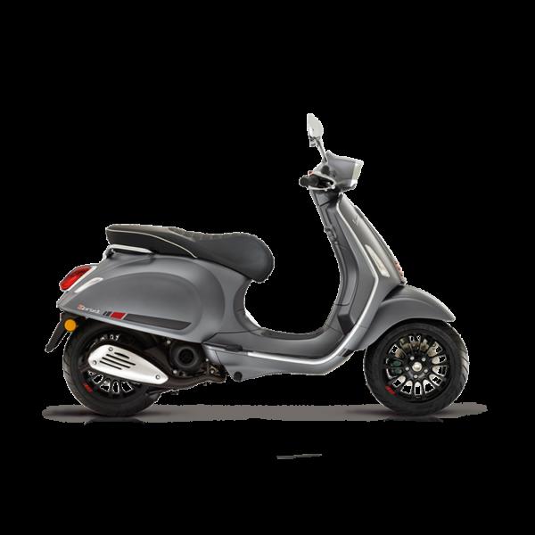 Vespa Sprint 50 Sport chez Piaggio Paris Nord Moto