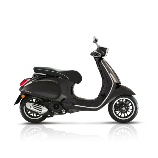Vespa Sprint 125 chez Piaggio Paris Nord Moto