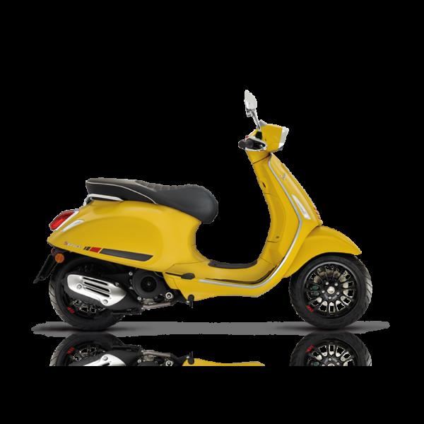 Vespa Sprint 125 Sport chez Piaggio Paris Nord Moto