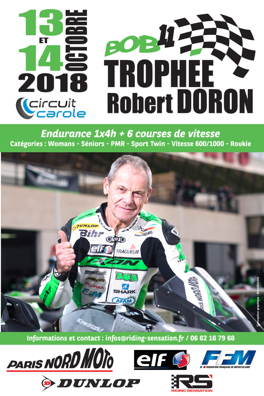 Trophée Robert Doron 2018