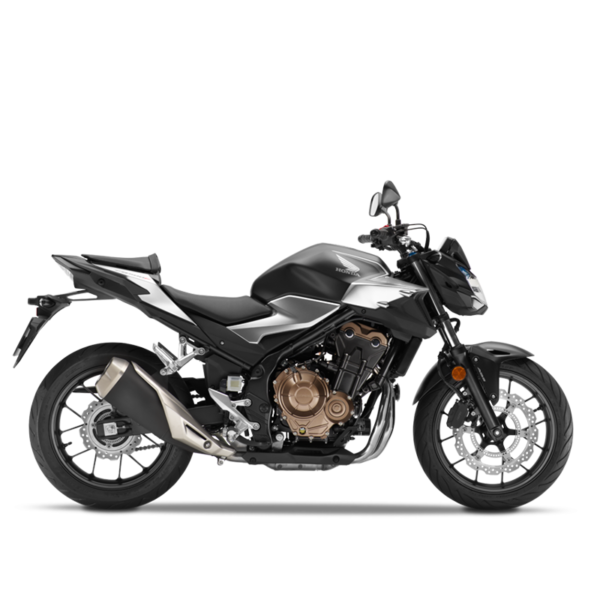 Honda CB500 2019 noir mat