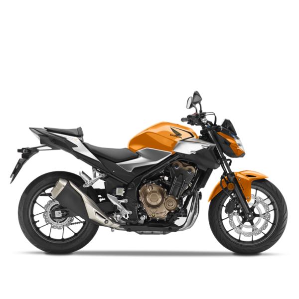 Honda CB500 2019 orange