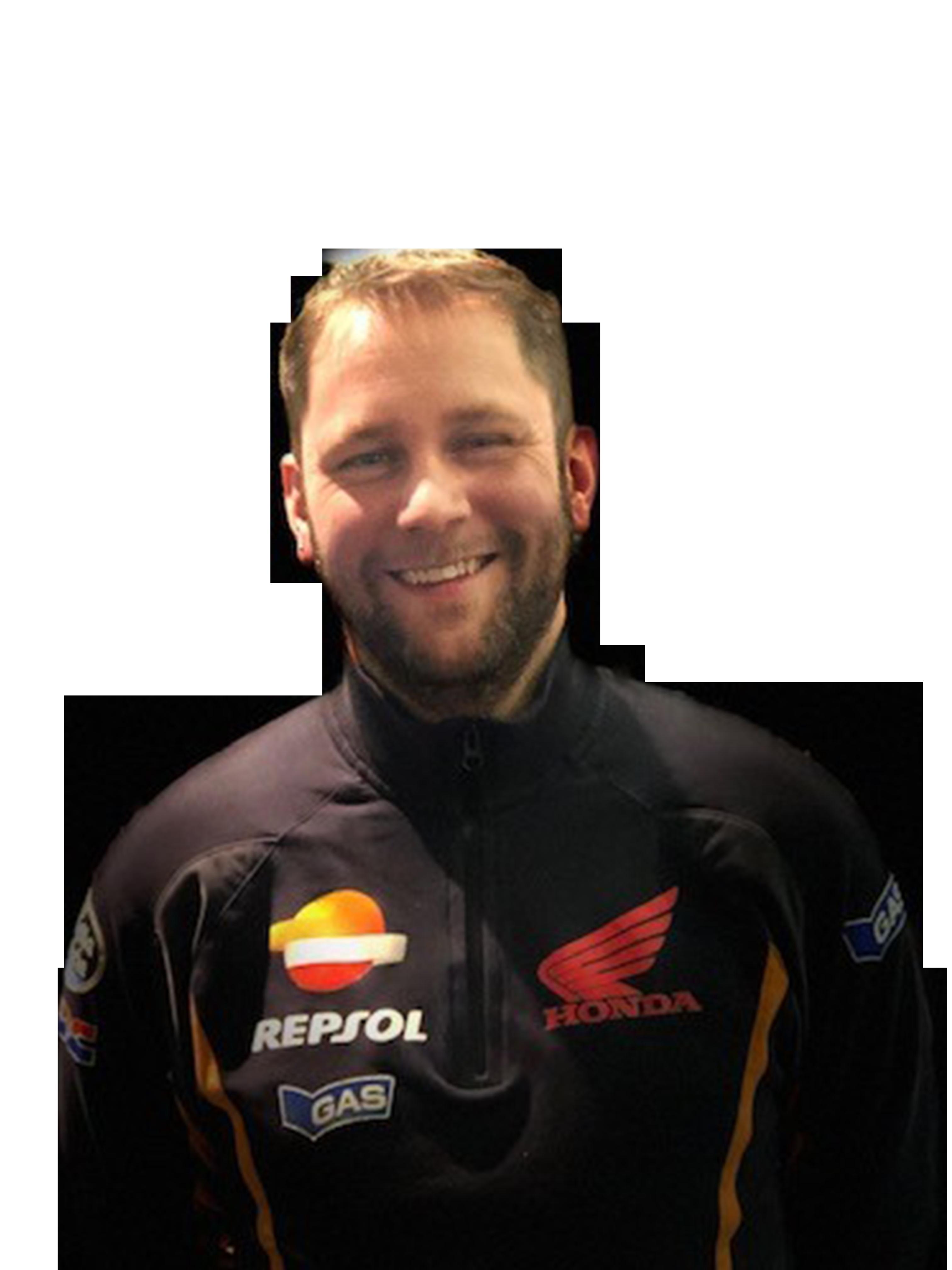 Julien vendeur Honda Paris Nord Moto